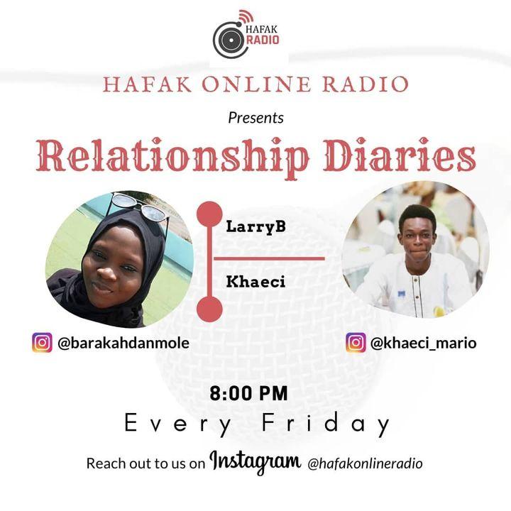 Relationship Diaries Episode 17