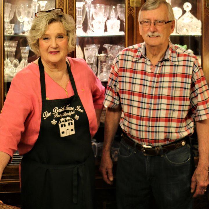 Historic Brick House Inn - David and Anne Norton on Big Blend Radio