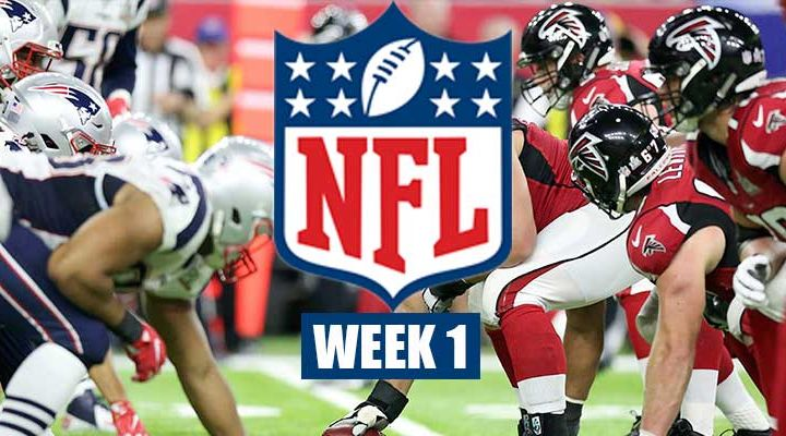NFL Weekly Pick'em Show: Week 1