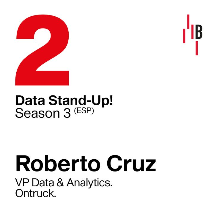 Roberto Cruz · VP Data & Analytics at OnTruck // Bedrock @ LAPIPA_Studios