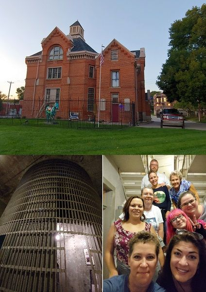 Ep. 308 - Investigation of the Squirrel Cage Jail