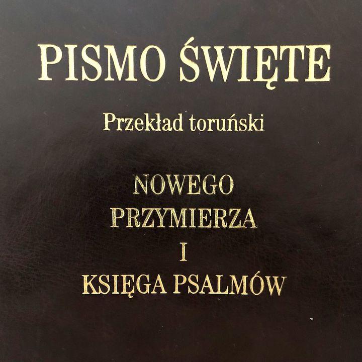 Pismo Święte - Przekład Toruński
