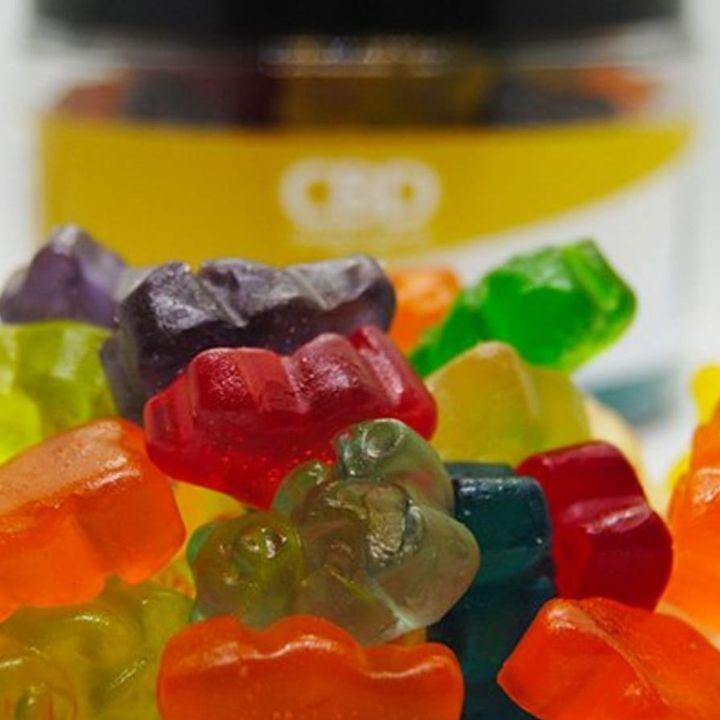Lee Westwood CBD Gummies