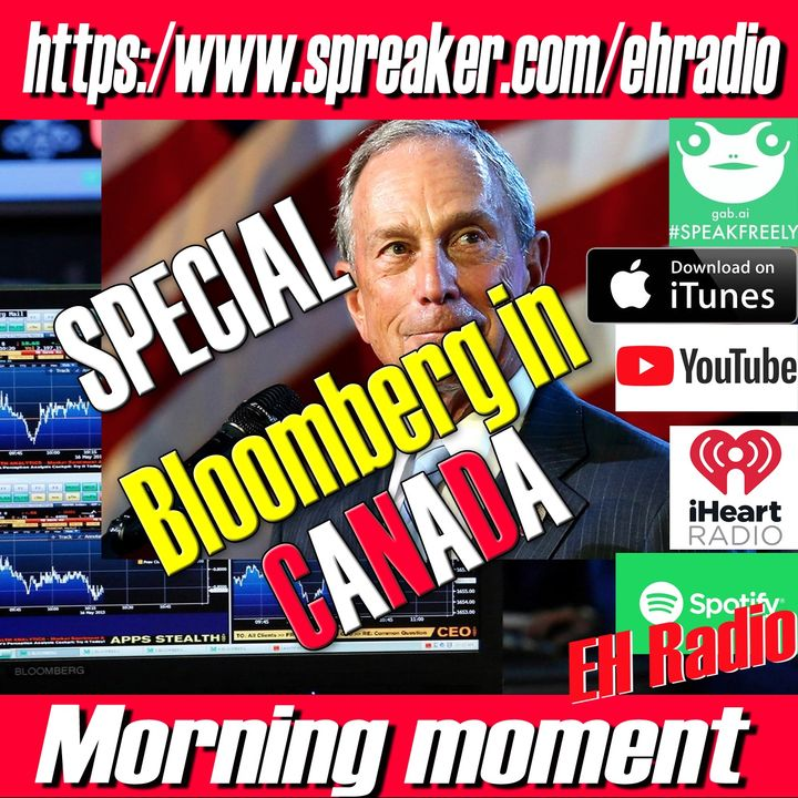 EHR 649 Michael BLOOMBERG and his friends Jan 10 2020