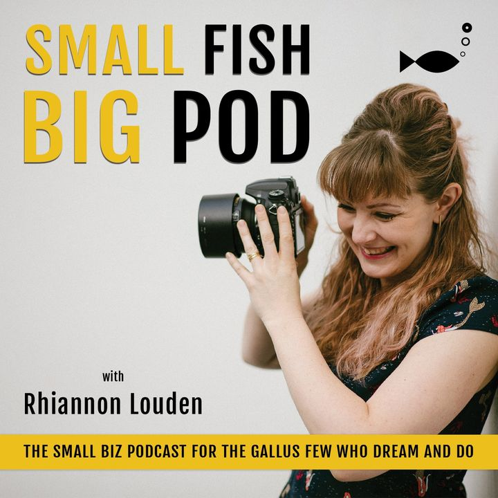 Small Fish Big Pod (cast)
