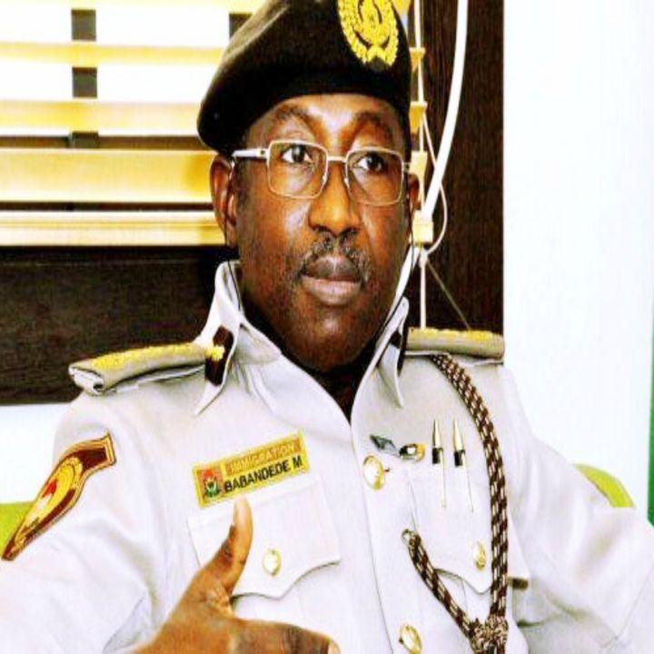 Nigerian Immigration Service Stops Trafficking Of 9 Girls To Lebanon, Cairo, Dubai And India.