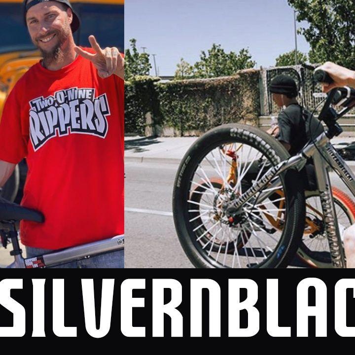 Urban Misfit LIVE | Jared aka @silvernblack1 getting kids on bikes with @209ripperscrew