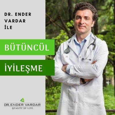 Dr. Ender Vardar ile Bütüncül İyileşme - Stres Yönetimi