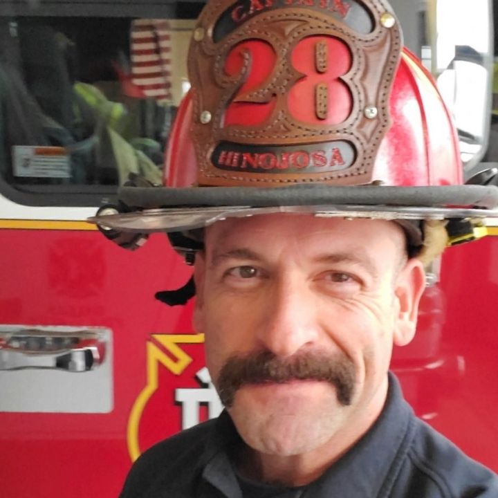 Cristian Hinojosa, Dallas Fire Captain, Talks Peer Support . Do It.