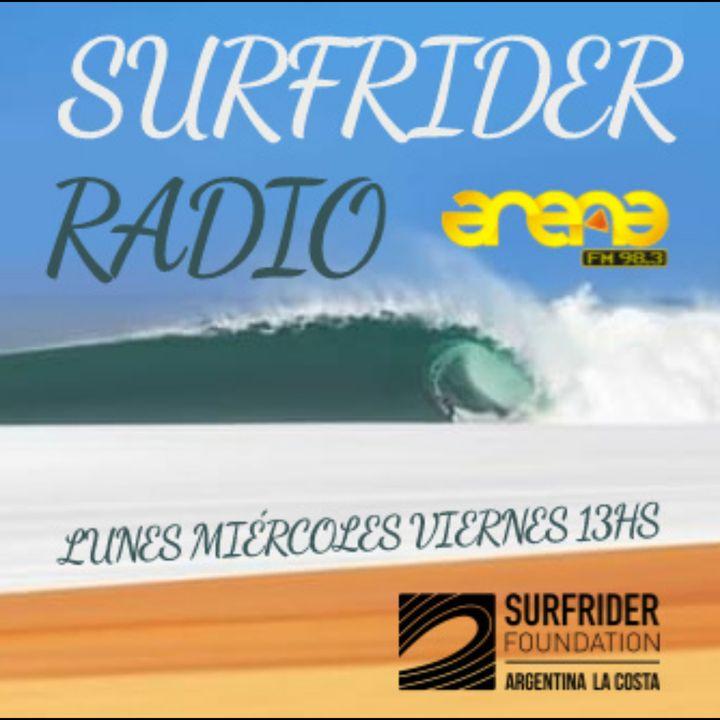 Surfrider Radio Miércoles 1 de Septiembre 2021