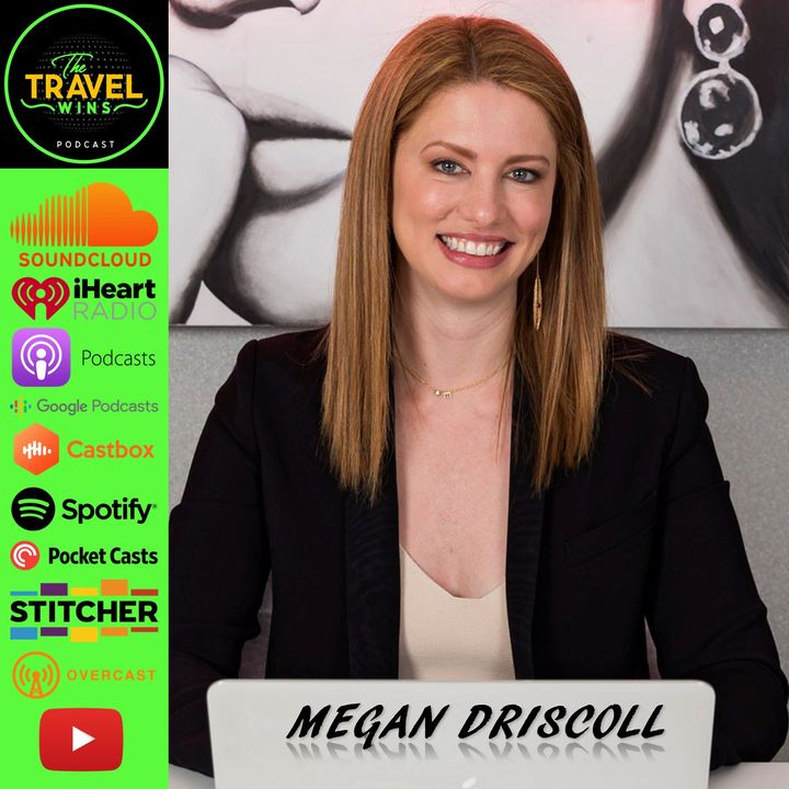 Megan Driscoll   CEO and Founder of the public relations firm EvolveMKD