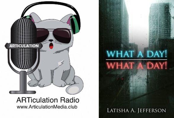 ARTiculation Radio — HELD BACK & BREAKING FREE (interview w/Author Latisha Jefferson)
