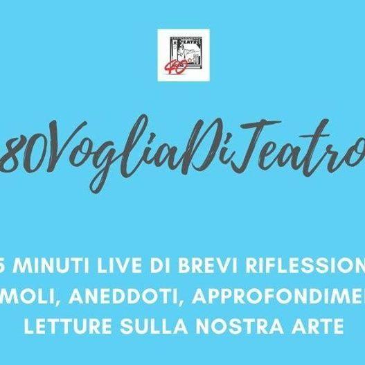Mimmo Borrelli: la lingua del teatro (12/06/2020)