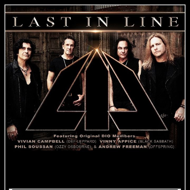 Last in Line Interview (Audio) MP3 May 15 2019