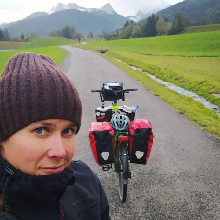 Ep. 22 - L'Italia in bici con Myra Stals di Cycle 2 Recycle