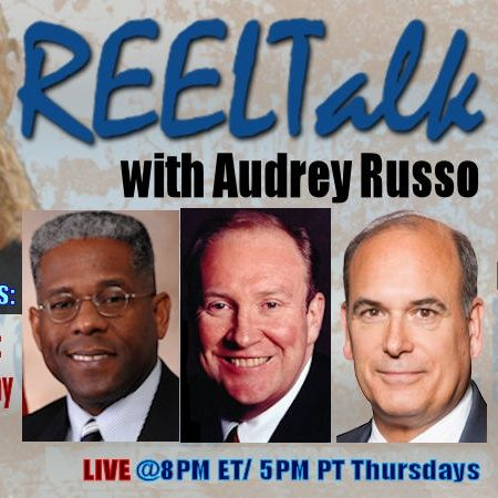 REELTalk: LTC Allen West author of Hold Texas Hold The Nation, Ball of Collusion author Andrew McCarthy and Dr. Steven Bucci of Heritage FDN