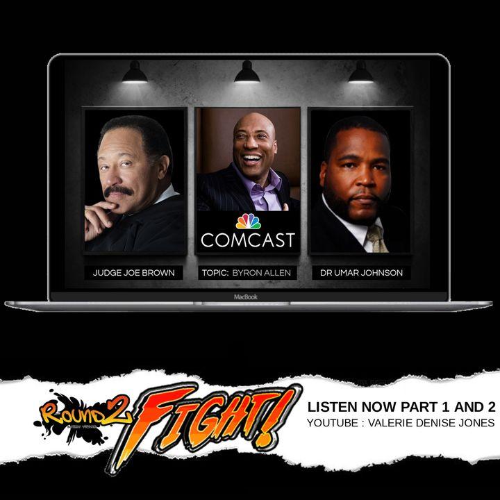 EXPLICIT LANG (PT 2) : JUDGE BROWN + DR UMAR JOHNSON ... #ADOS, Byron Allen and Harriet