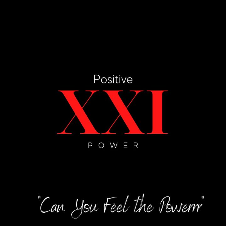 """POSITIVE POWER """"TOP 20"""" PLAYLIST FOR SPOTIFY & IHEART RADIO"""