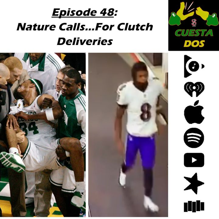 48. Nature Calls...For Clutch Deliveries