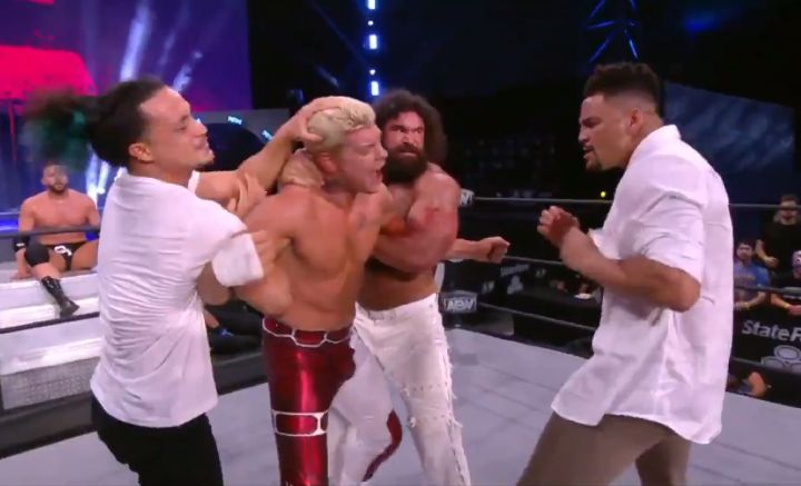 """AEW Dynamite Review: The End of the Wednesday Night """"Wars"""""""