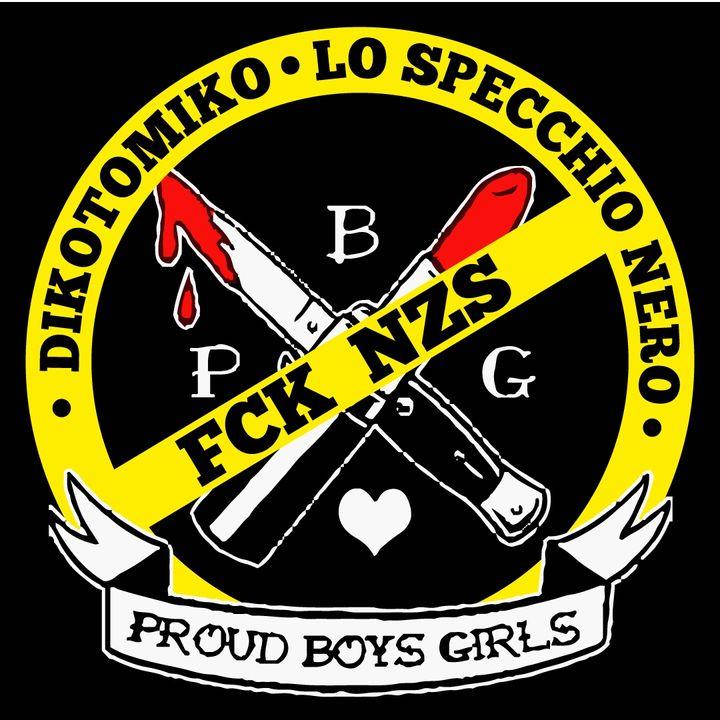 Lo Specchio Nero E13S02 - proud boys girls - 14/01/2021
