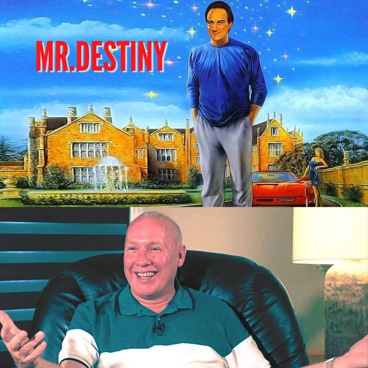 Película «Encantado Mr.Destiny»  comentario de David Hoffmeister - Taller semanal de cine en línea