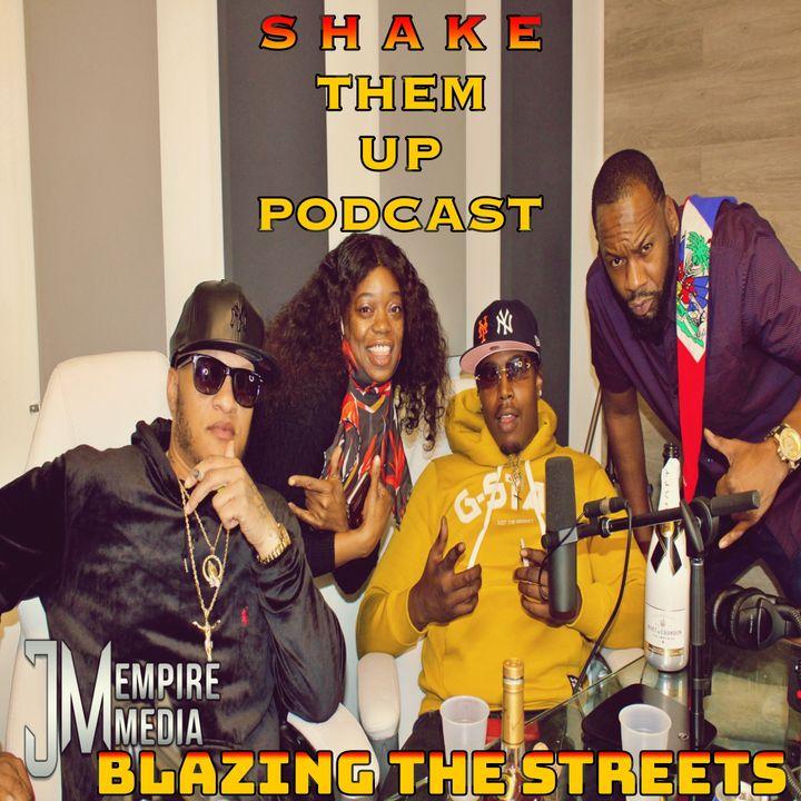 Shake Them Up Podcast Season 5 Ep50 Ft Artist Payback Who