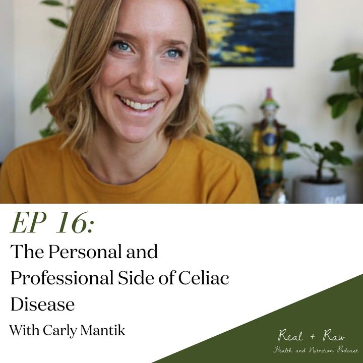 EP16: The Personal and Professional Side of Celiac Disease
