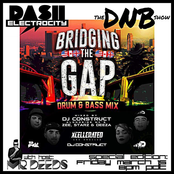 the DNB show Episode 41 (guests DJ Construct, MC Zee, Starz & Deeza)