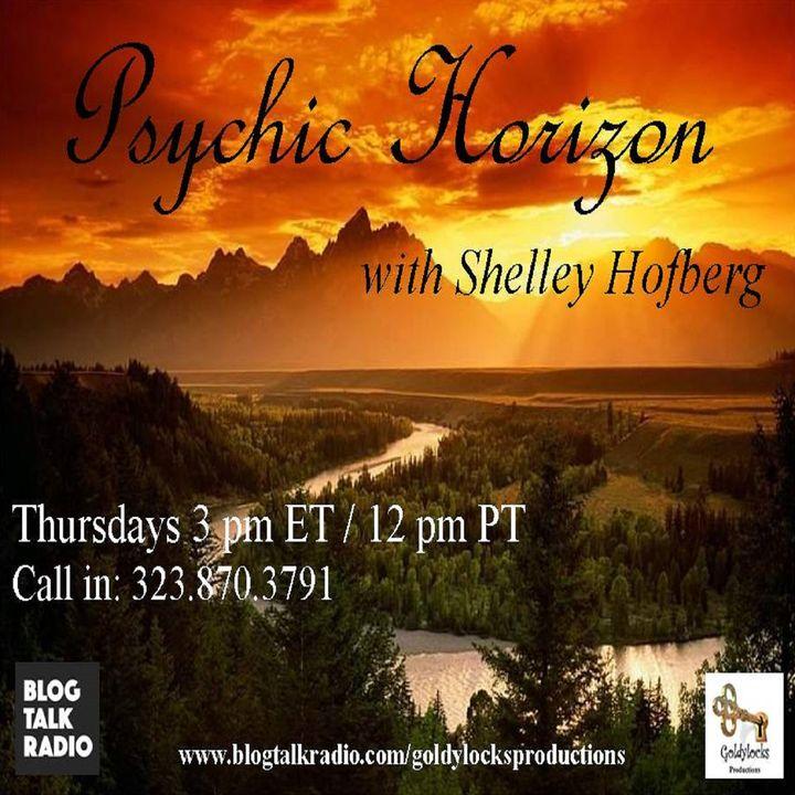 Psychic Horizon Show ~ Special Guest: Kirstin Ross ~ 6December2018