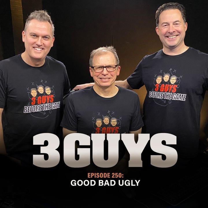 Good Bad Ugly with Tony Caridi, Brad Howe and Hoppy Kercheval
