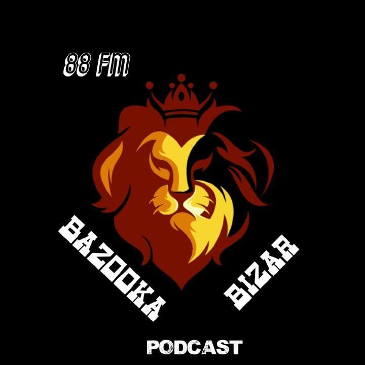 How Bazooka Bizar Got Into Podcasting