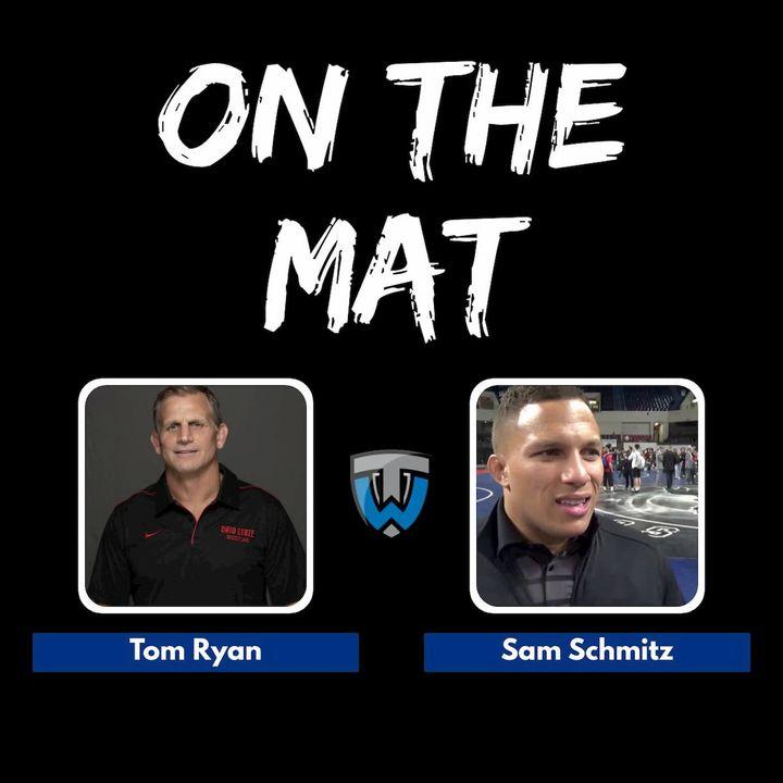 Ohio State's Tom Ryan and McKendree's Sam Schmitz - OTM605