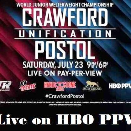Inside Boxing Weekly: Crawford-Postol preview!