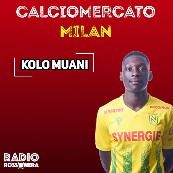 CALCIOMERCATO MILAN: RANDAL KOLO MUANI, PROFILO PER L'ATTACCO