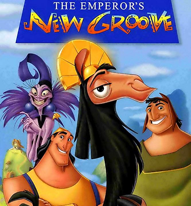 115 - The Emperor's New Groove (Adam Sandler Film School)