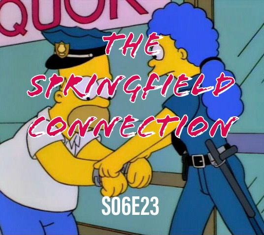 91) S06E23 (The Springfield Connection)