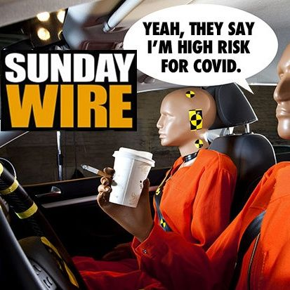 Episode #326 – 'COVID Crash Test' with guest David Crowe and more