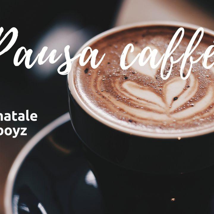 Pausa caffè - podcast positivo