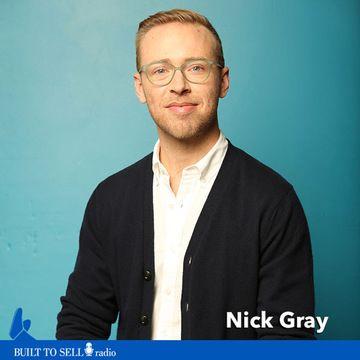 Ep 222 How Nick Gray Sold Museum Hack