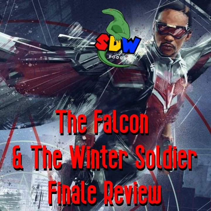 The Falcon & The Winter Soldier - Finale Review
