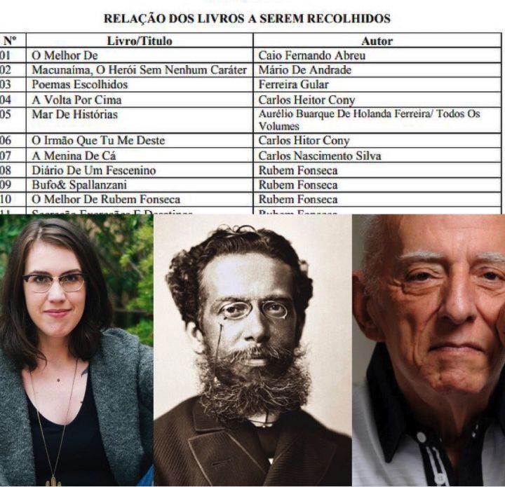 t02e04 - Censura a livros no Brasil - Luisa Geisler e os proibidões de Rondônia