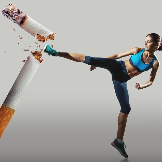 Fumo e sport: quali conseguenze?