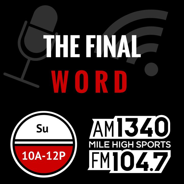 3-5-17 Justin Adams has been domesticated!  Justin joins The Final Word and talks CU Buffs spring football game, Colorado School of Mines an