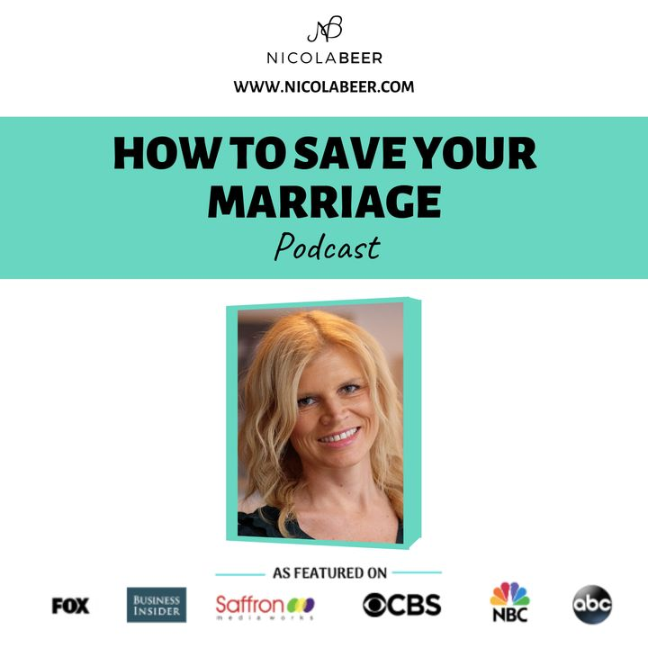 #158 How to end an affair and save a marriage - infidelity support / marriage podcast