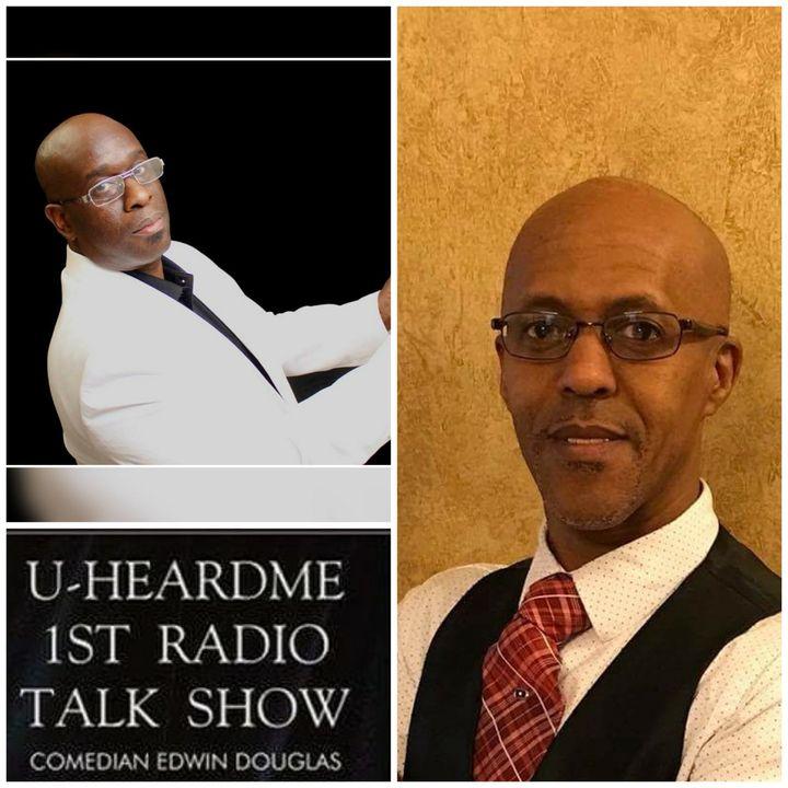 Uheardme 1ST RADIO TALK SHOW - Pastor Robert Shepherd