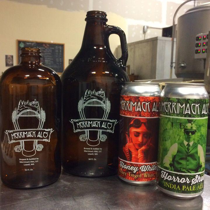 Episode # 61 – The Art and Science of Beer – Merrimack Ales