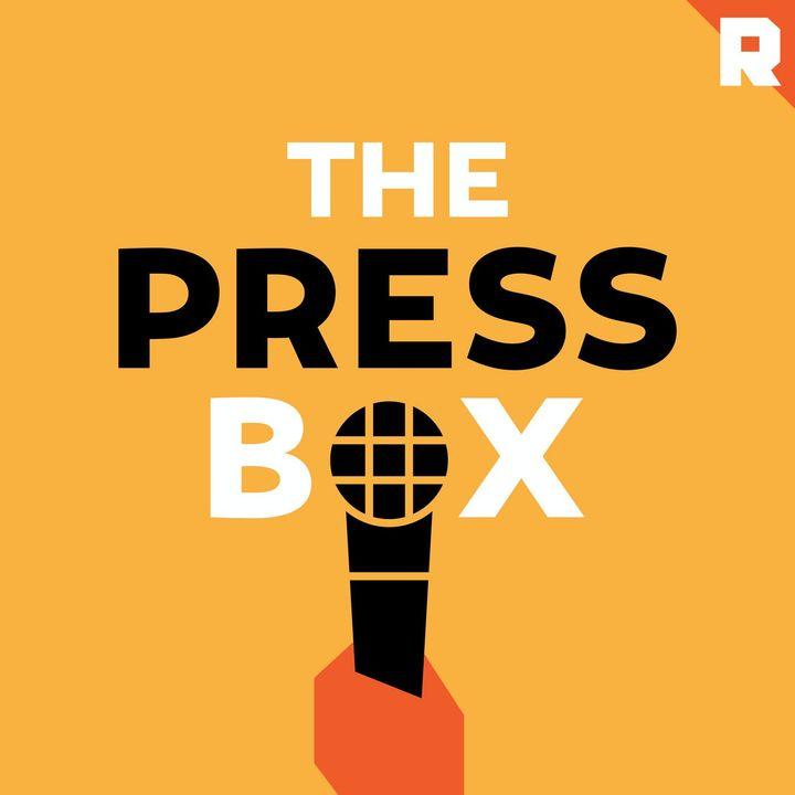 The NBA's China Problem, Chuck Todd Loses It, and Biden's Ukraine Response | The Press Box