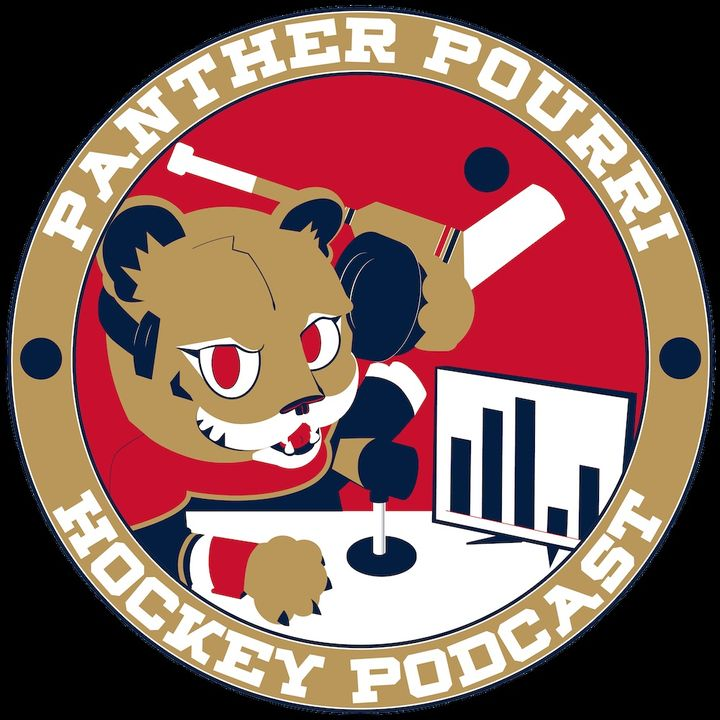 Barkov Signs; Let's Party with David Dwork & George Richards - Part 1