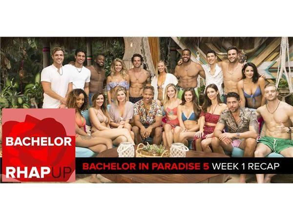 Bachelor in Paradise Season 5 Episode 1: Totally Tia
